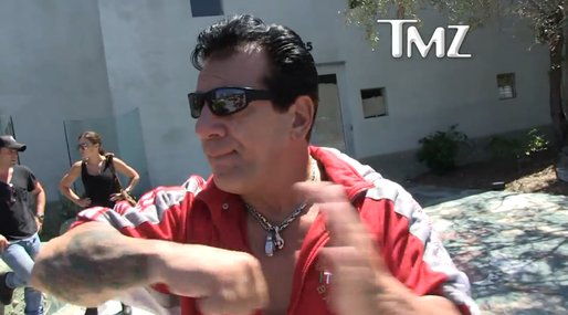 TMZ,  Jon Koppenhaver,  Chuck Zito,  Christy Mack,  War Machine