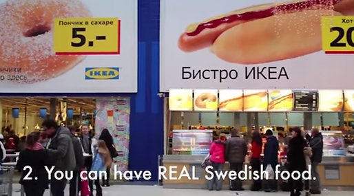Sverige, Video,  Buzzfeed, Turister
