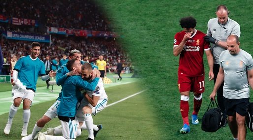 Real Madrid, Liverpool