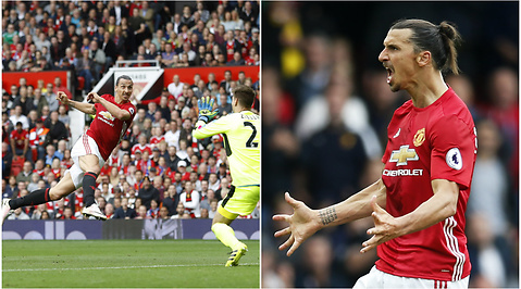 Premier League, Zlatan Ibrahimovic, Manchester United