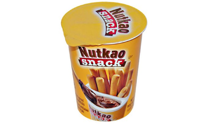 Nutkao snacks