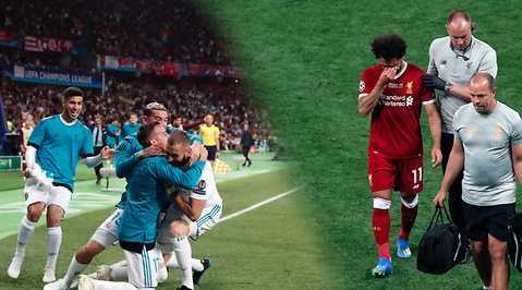 Real Madrid, Champions League, Liverpool