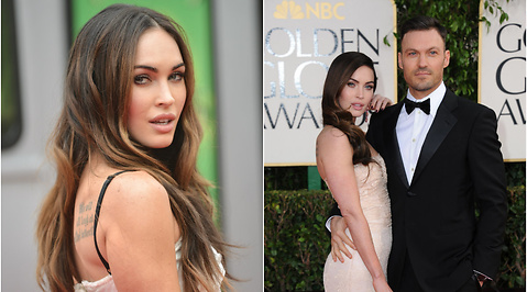 Brian Austin Green, instagram, Megan Fox, Son