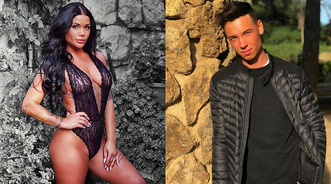 Ex On The Beach, Ben Mitkus, Diana Baban