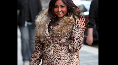 Uppmärksamhet, Hollywood, Paparazzi, Snooki, It-girls, Jersey Shore, Paris Hilton, The Snookster, USA