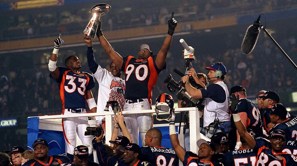 Denver Broncos vann Super Bowl 1998.