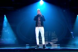Axel Schylström,  story of my life, Final, Idol