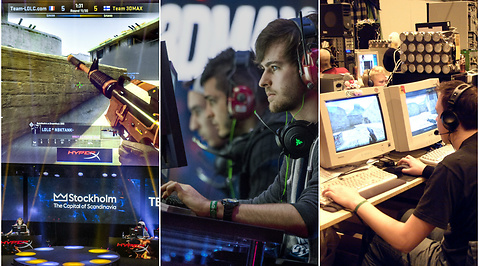 Dreamhack, E-sport, Fragbite, Gaming, Quiz