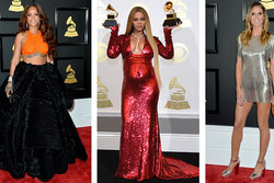 beyonce knowles, Adele, Grammy Awards, lea michele, Lady Gaga, Rihanna, solange knowles, Katy Perry, Demi Lovato, Modette listar