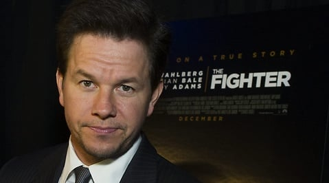 Christian Bale, The Fighter, Mark Wahlberg, Mickey Ward