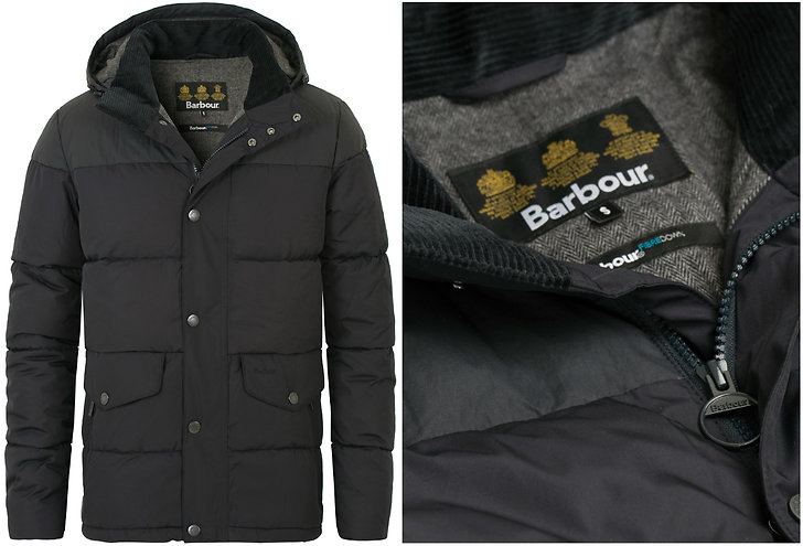 Barbour dunjacka