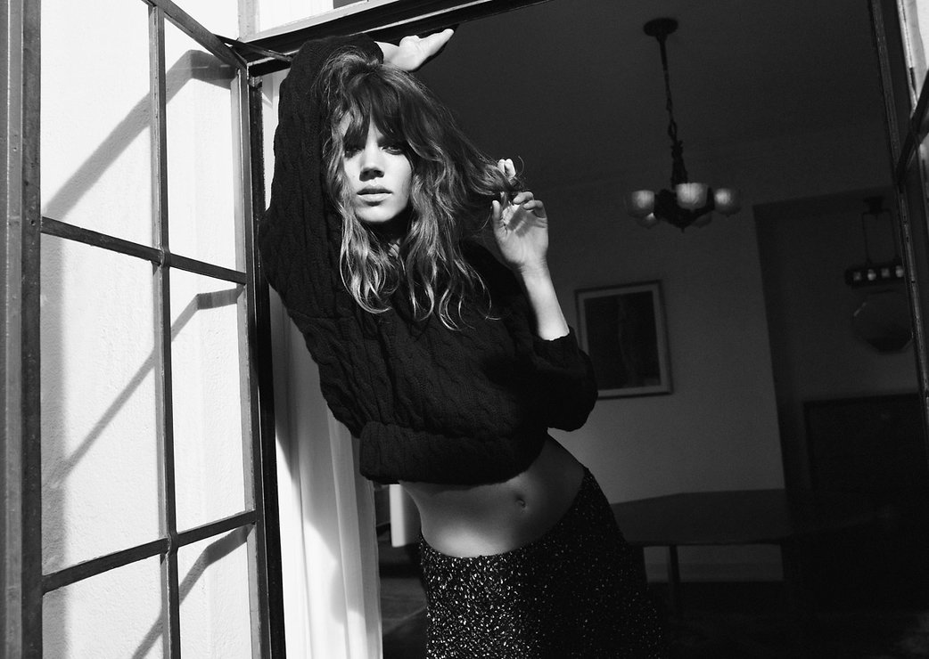 Lookbook, Freja Beha Erichsen, Zara