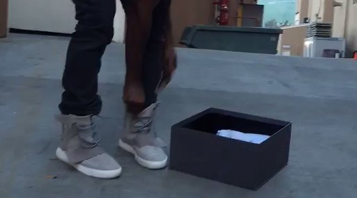 Kanye West,  yeezy,  Boost,  Reaktion