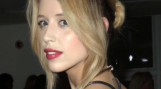 Död, peaches geldof