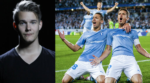 Fotboll, Malmo FF, Champions Leauge