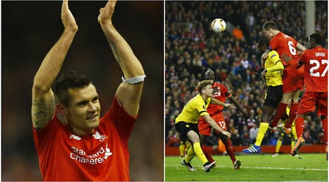 Dejan Lovren, Nextinfootball.se, Dortmund, Liverpool, Next in football, Fotboll, Europa League