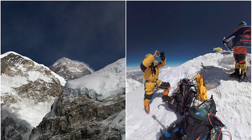 Mount Everest, n24video