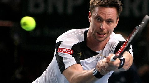 Masters Cup, Robin Soderling, Andy Murray, Tennis