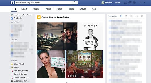 Graph, Sök, Facebook,  Stalk