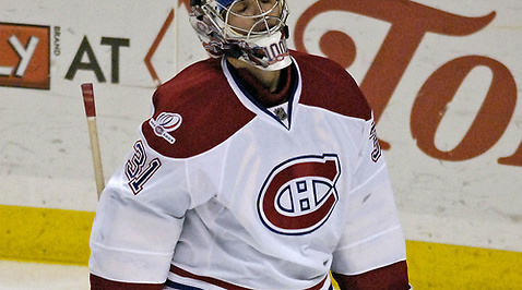 Carey Price, nhl, Montreal Canadiens, Jaroslav Halak