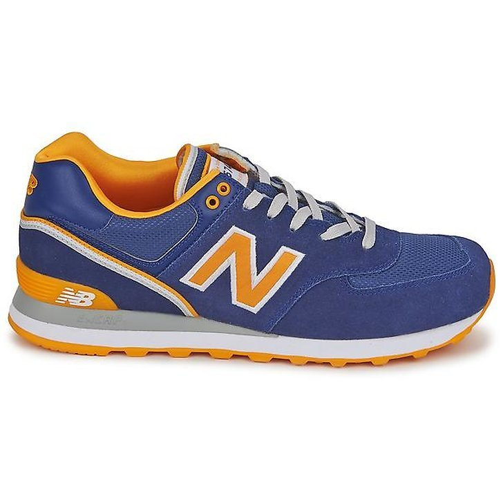 New Balance ML574 Blue/Orange (Herr)