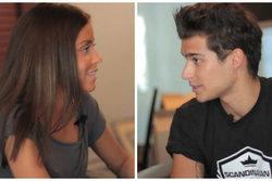 Eric Saade, Nicky, Intervju, Nicole Falciani Grängshem,  Forgive me, Video