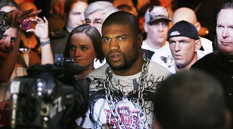 The Ultimate Fighter, Rampage Jackson, A-Team, UFC, Dana White, Rashad Evans