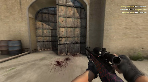 Counter-Strike: Global Offensive, Counter-Strike, Dreamhack