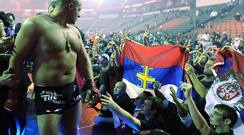CBS, Strikeforce, Brett Rogers, Fedor Emelianenko