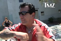 Jon Koppenhaver,  Christy Mack,  War Machine,  Chuck Zito, TMZ