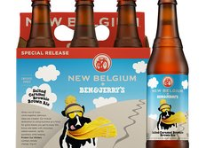 Ol, Glass, Protect Our Winters, New Belgium Brewing, USA, ben & jerrys