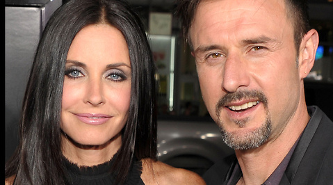 Courteney Cox, par, Assistent, David Arquette, Itunes, Homosexualitet