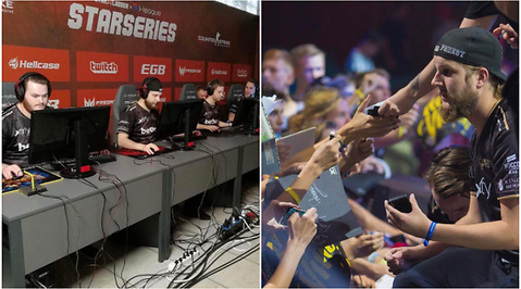 Counter-Strike: Global Offensive, E-sport, Nip