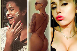 Amber Rose, Miley Cyrus, instagram, Hollywood,  Kylie Jenner