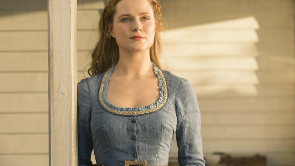 "Evan Rachel Wood i ""Westworld""."