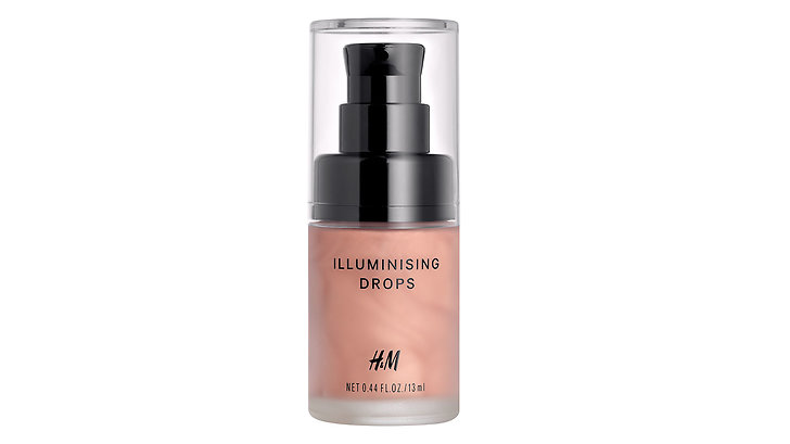 Illuminising drops