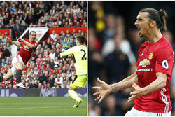 Manchester United, Zlatan Ibrahimovic, Premier League