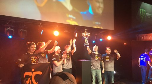 csgo, Dreamhack, Counter-Strike, Fnatic,  Luminosity