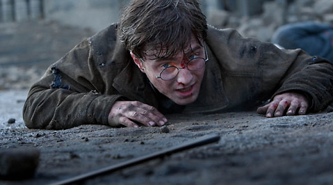 Onani, Daniel Radcliffe, Harry Potter