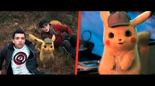 pokemon, Film