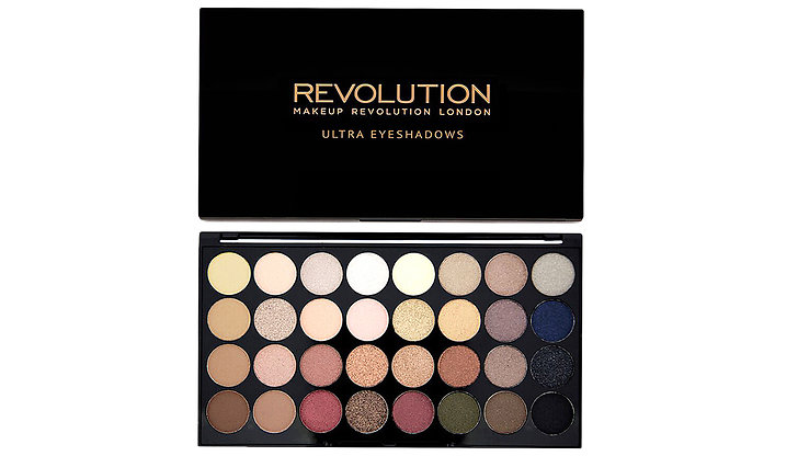 Makeup Revolution Ultra 32 Shade Eyeshadow Palette