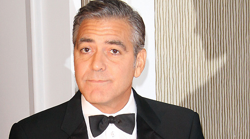 George Clooney, Operation, Testikel