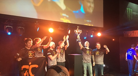 Fnatic, Counter-Strike, Luminosity, Counter-Strike: Global Offensive, Dreamhack