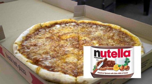Pizza, Nutella, Udda, Linkoping