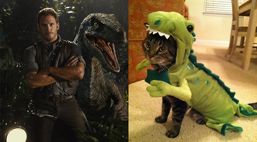 Jurassic World,  jurassic park, Bio, Trailer