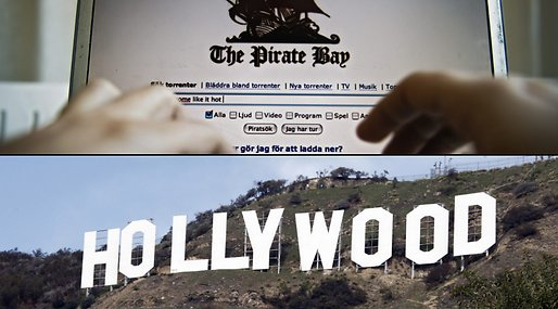 Fildelning, Megaupload, Filmindustrin, Pirate Bay, Studie, Hollywood, Intäkter