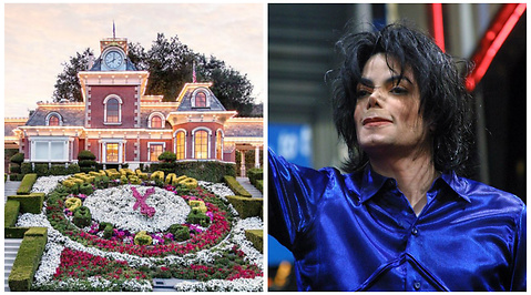 Michael Jackson, Kalifornien, Hollywood