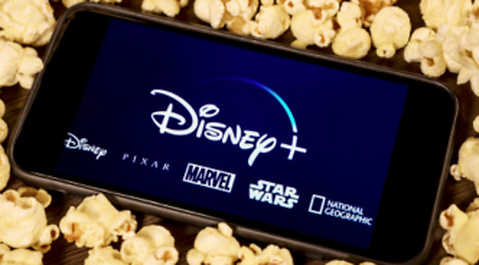 Disney, Streaming, Film, tv-serie