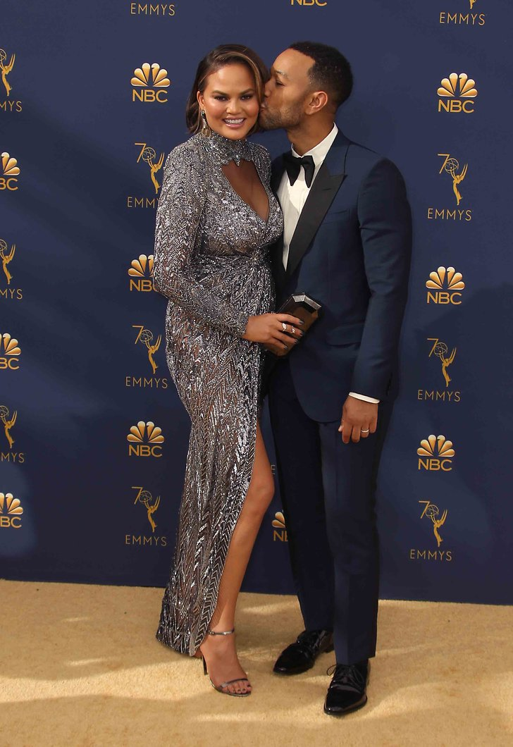 1. Chrissy Teigen & John Legend