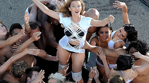 Kylie Minogue, musikvideo, musiksingel, Los Angeles